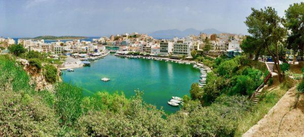 Kreeta saar, Agios Nikolaos
