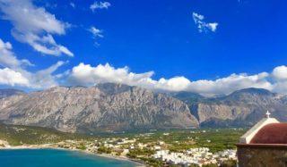 Kreeta saare avastamine