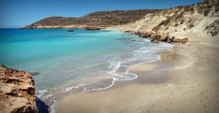 Kreeta rannad, Xerokampos