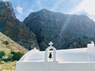 Mäekuru ja kirik Ida-Kreetal