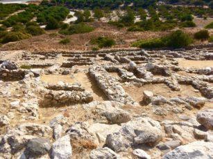 Minose aegse linna varemed