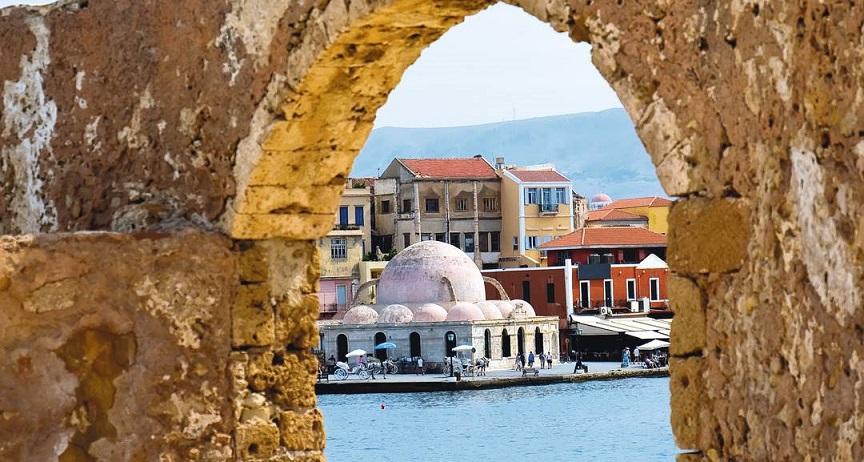 kreeta saar, chania, hania