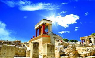 Knossose palee Kreetal