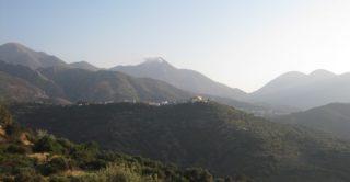 Traditsiooniline Kreeta küla